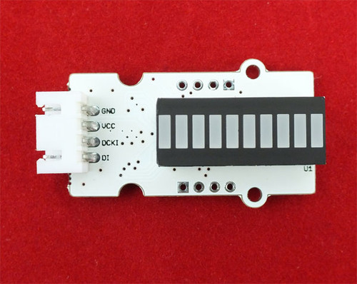 LED Bar Module of Linker Kit for pcDuino/Arduino