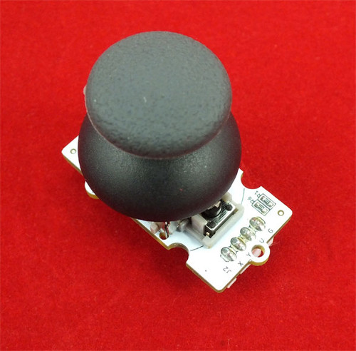 Joystick Sensor Module of Linker Kit for pcDuino/Arduino