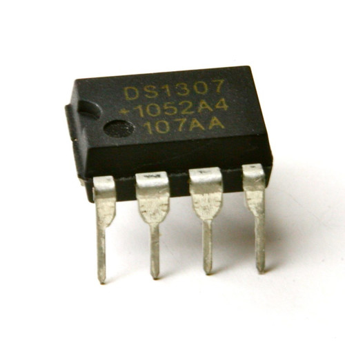 DS1307 Real Time Clock