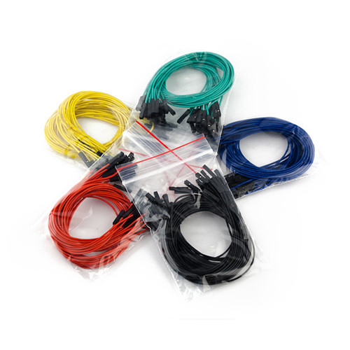 Jumper Wires Premium - Pack of 40- Female-to-Female