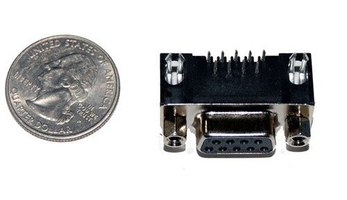DB9 Female Connector for PCB
