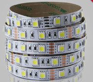 White 5M IP67 Waterproof 500CM 5050 SMD Flexible 300 LED Strip