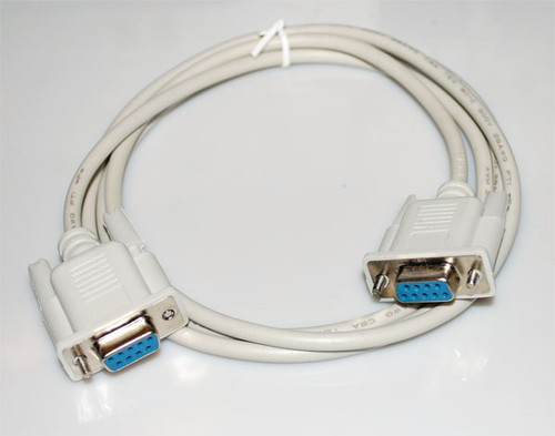 Serial Cable DB9 F/F - 6 Foot