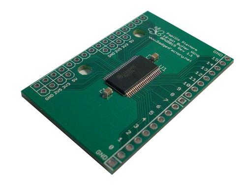 Papilio Platform 16-bit I/O Buffer Wing (BPW5015-IO)