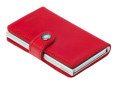 Inside the Secrid wallet, your cards will no longer bend or break & most importantly, cannot be secretly activated & copied.