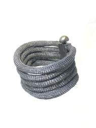 Woven Hand Knit 5 Layers Bracelet BLB151B