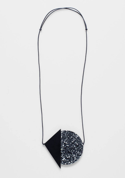 Nice modern Terrazzo Shapes Pendant Black from Elk Accessories