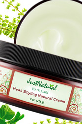 Heat Styling Natural Cream