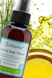Calming Scalp Therapy / Itchy Scalp Treatment