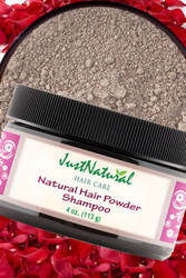 Natural Hair Powder Shampoo