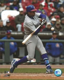 Alfonso Soriano Chicago Cubs Unsigned Photofile 8x10 Photo #3