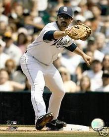 Adrian Gonzalez San Diego Padres Home Action 8x10 Photo