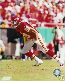 Tony Gonzalez Kansas City Chiefs Home 8x10 Photo