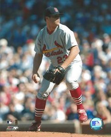 Anthony Reyes St. Louis Cardinals Unsigned 8x10 Photo
