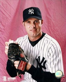 Steve Karsay New York Yankees Studio 8x10 Photo