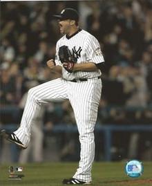 Joba Chamberlain New York Yankees Unsigned 8x10 Photo