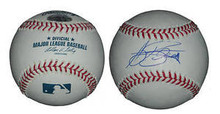 A.J. Burnett Signed MLB Baseball New York Yankees