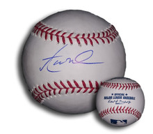 Aaron Nola Autographed Official Major League Baseball Philadelphia Phillies