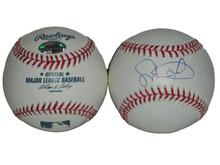 Cameron Maybin Signed MLB Baseball San Diego Padres