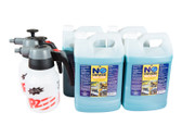 Optimum No Rinse (ONR) Wash 1 gal. (10-pack) + Poly 2 Sprayers (2-pack) Kit