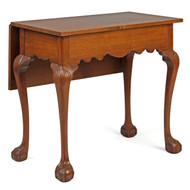 American Chippendale Ball & Claw Sideboard Table, 18th Century