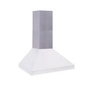 Custom Seamless Flue for 12' Ceiling