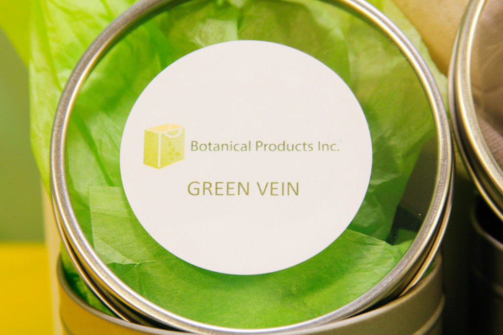 Organic Green Vein Powder