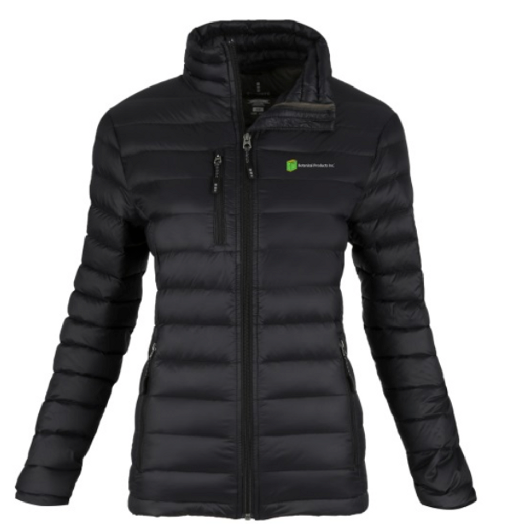 Elevate Whistler Women's Light Down Jacket