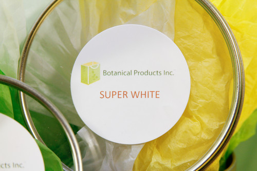(Pre-order) Organic Super White