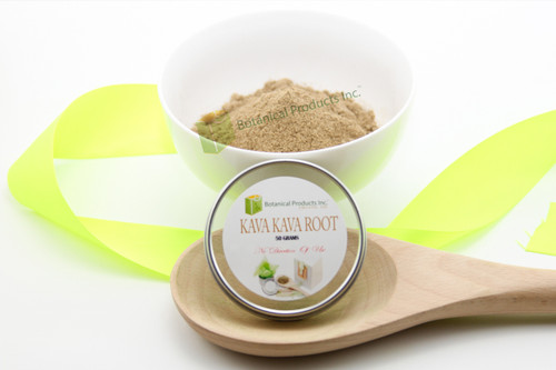 All Natural 100% Organic Kava Kava Root Powder.