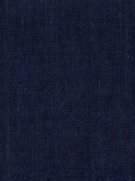 Jefferson Linen 55 Navy Linen Fabric