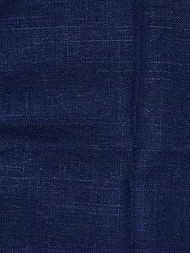 Jefferson Linen 555 Classic Navy  Linen Fabric