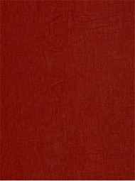 Jefferson Linen 389 Moroccan Red Linen Fabric