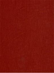 Jefferson Linen 389 Moroccan Red Linen Fabric