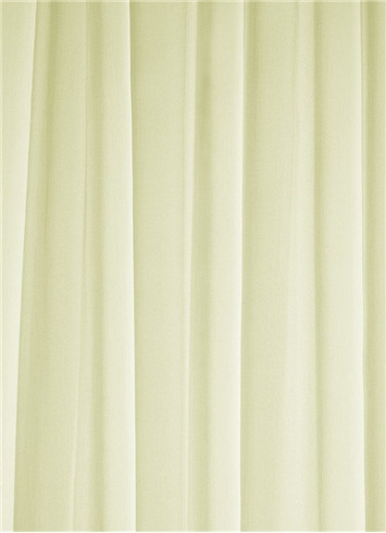 Ivory Sheer Dress Fabric