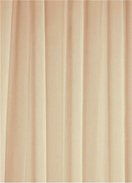 Grapefruit Sheer Dress Fabric