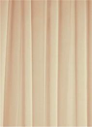Grapefruit Sheer Dress Fabric