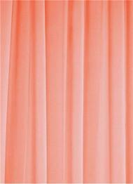 Dusty Rose Sheer Dress Fabric