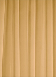 Gold Sheer Dress Fabric