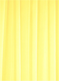 Lemon Sheer Dress Fabric