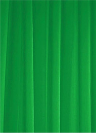 Kelly Green Sheer Dress Fabric