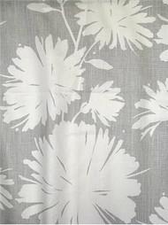 Gerbera Silver - Kate Spade Fabric