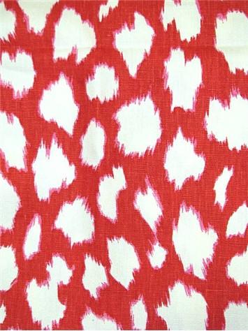 Leokat Maraschino - Kate Spade Fabric