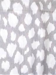 Leokat Silver - Kate Spade Fabric