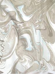 Marble Swirl Aqua