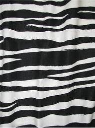 Mona Zebra Black - Kate Spade Fabric
