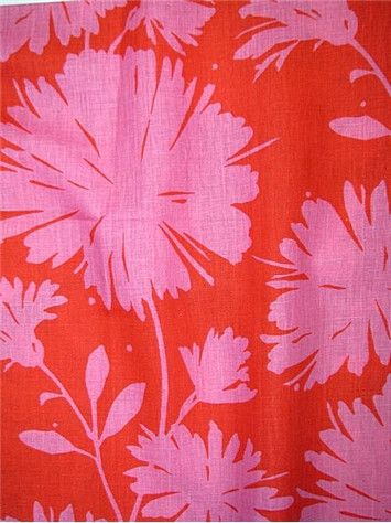 Gerbera Maraschino - Kate Spade Fabric