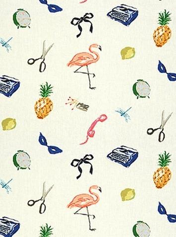 Favorite Things Hartley Multi - Kate Spade Fabric