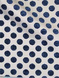 Lunita Posie Dot Navy - Kate Spade Fabric