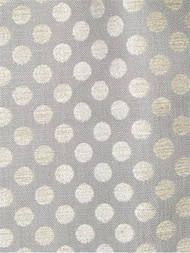 Lunita Posie Dot Sterling - Kate Spade Fabric